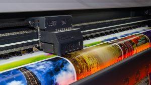 printer voor drukwerk
